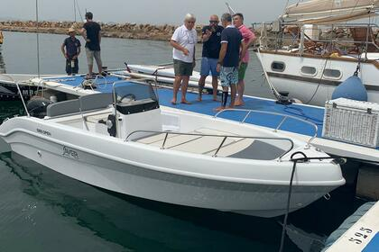 Hire Motorboat Saver Open 585 San Javier, Murcia