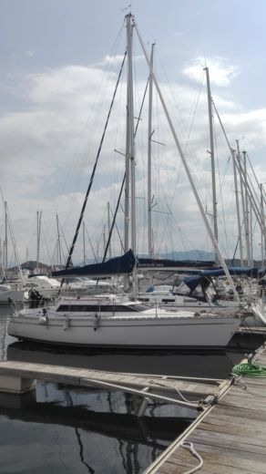 Location Voilier Jeanneau Sun Dream 28 Ajaccio