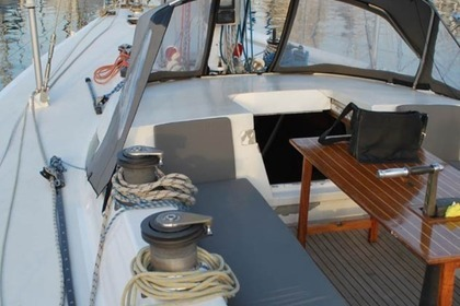 Rental Sailboat Aluminium CODER vaton 57 Saint-Cyprien