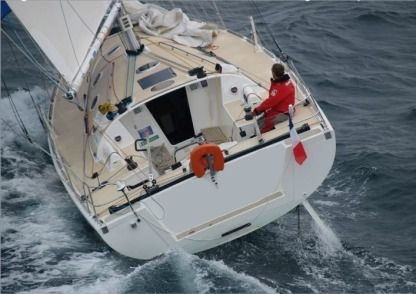 Charter Sailboat Jumbo Composites Class 40 Jumbo Saint-Cast-le-Guildo