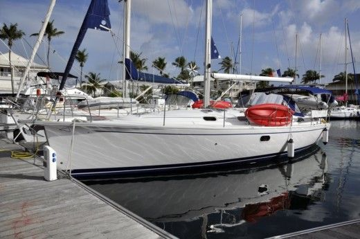 Dufour Gib Sea 43 in Pointe-a-Pitre for hire