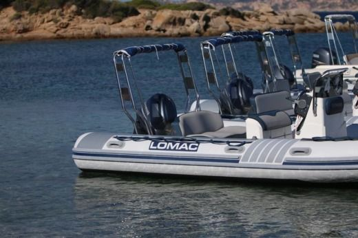 Gommone Lomac In 600