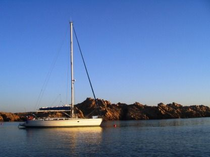 Rental Sailboat Dufour 56 Propriano