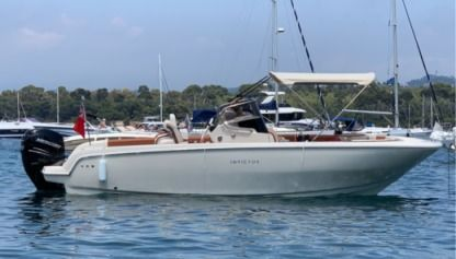 Charter Motorboat Invictus 270Fx Cannes