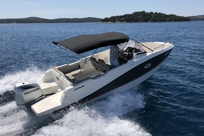 Hire Motorboat QUICKSILVER 755 Sundeck Tisno