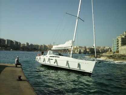 Rental Sailboat Beneteau Oceanis 50 Malta