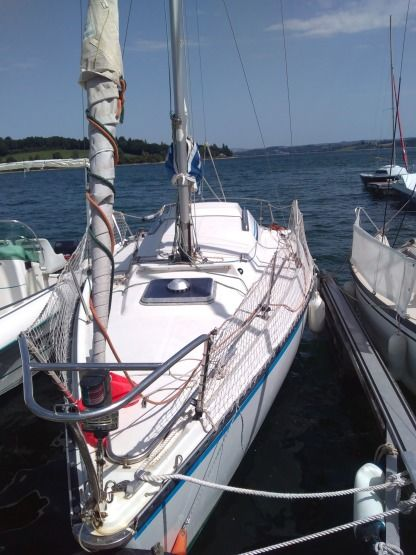 Rental Sailboat Kelt 707 Pareloup
