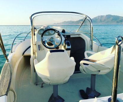 Rental Motorboat Quicksilver 555 Commander Saint-Florent