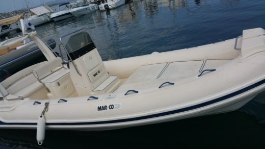 RIB Mar-Co Marine Twenty Power