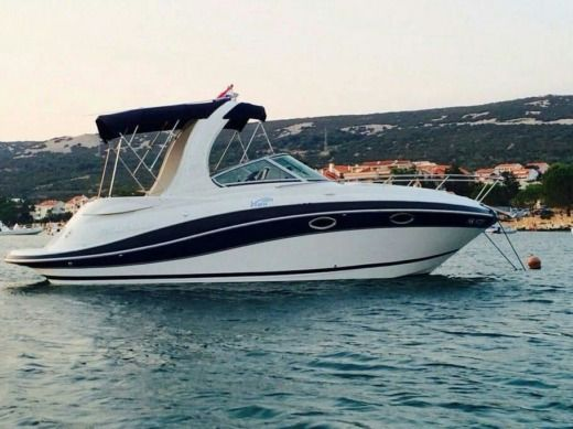 Motorboot Four Winns 278 Vista zu vermieten