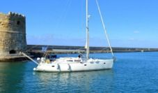 Sailboat Elan S Impression 434 for hire
