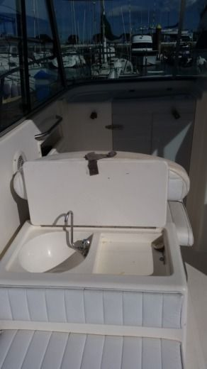 Motorboat FAETON 730 Moraga for hire
