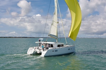 Location Catamaran LAGOON 400 S2 Faro