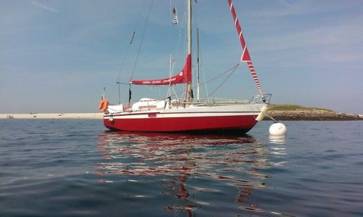 Sailboat Plan Harlé Armagnac for hire
