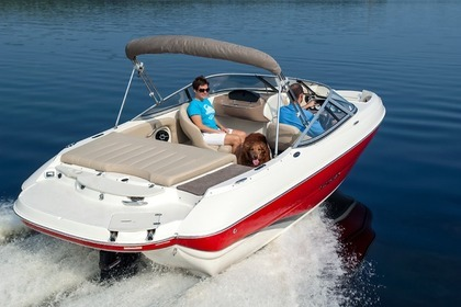 Rental Motorboat Stingray 208 LS Portorož