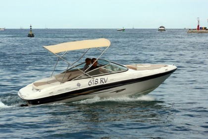 Hire Motorboat FOUR WINNS 19 Rovinj