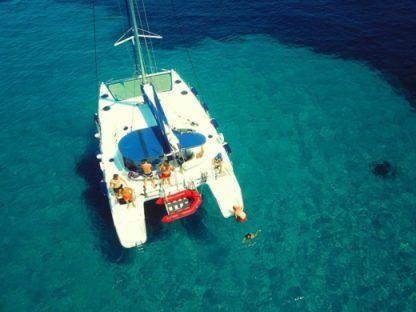 Location Catamaran Fountaine Pajot Lavezzi 40 Praslin