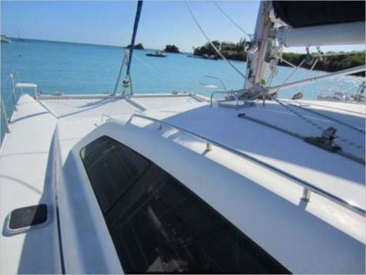 Catamaran Leopard 47 for rental
