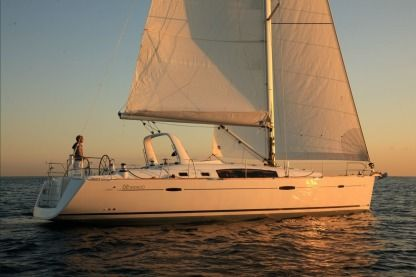 Rental Sailboat Beneteau Oceanis 50 Family Betina