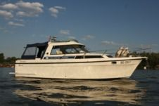 Rental Motorboat Nimbus 3100 Belgrade