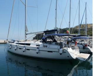 Charter Sailboat Bavaria Cr 51 Procida