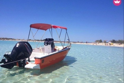 Miete Motorboot Mare 5.5m 80hp Chora Sfakion