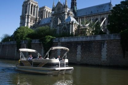 Rental Motorboat Premier 780 Paris
