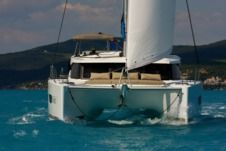 Location Catamaran Enjoy Madiba Cannes