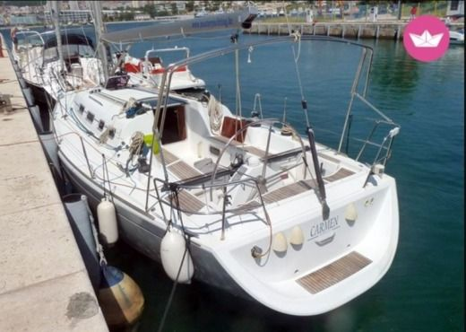 Beneteau First 40.7 in Biograd na Moru