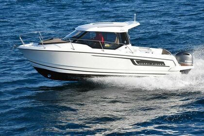 Charter Motorboat Jeanneau Merry Fisher 795 Rab
