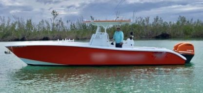 Rental Motorboat Yellowfin 32Ft Offshore Naples