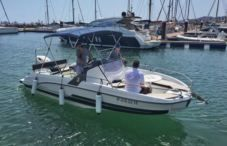 Beneteau Flyer 6.6 Space Deck en Mar Menor en alquiler