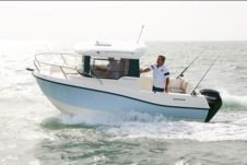 Quicksilver Pilothouse 555 en Valencia