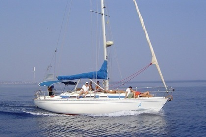 Hire Sailboat DROMOR Apollo 12 Plus Mellieha