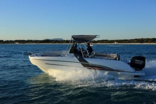 Motorboat Beneteau Flyer 7.7 Spacedeck