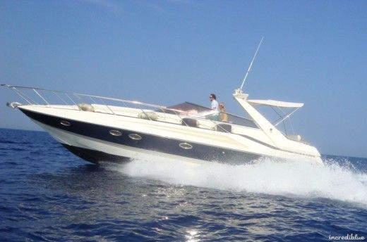 Motorboat Sunseeker 39 Martinique