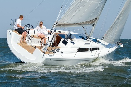Rental Sailboat HANSE 315 Stockholm