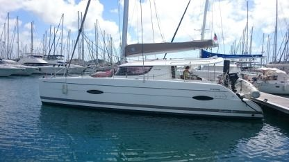 Rental Catamaran Fountaine Pajot Lipari 41 Canet-en-Roussillon
