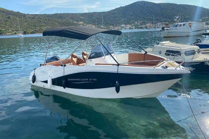 Аренда Моторная яхта Oki Boats Barracuda 545 Сплит