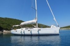 Hanse Hanse 470 in Kaštela for hire