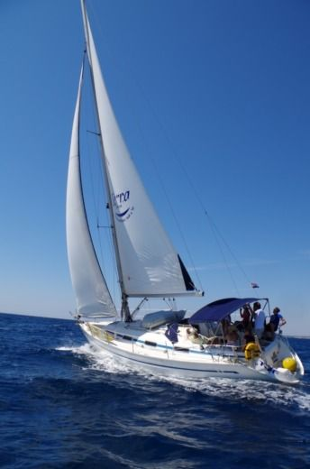 Bavaria 37 in Zadar