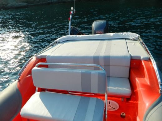 Gommone Bsk Skipper 85 U tra privati