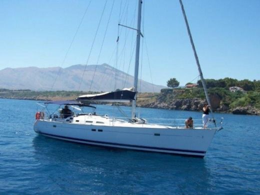 Sailboat Beneteau Oceanis 473 Clipper peer-to-peer