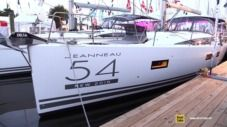 Sailboat Jeanneau Jeanneau 54 for rental