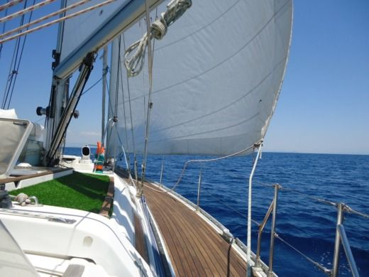 Jeanneau Sun Odyssey 51 in Athens for hire