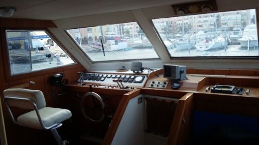 Canados Canados 60 in Leucate for hire