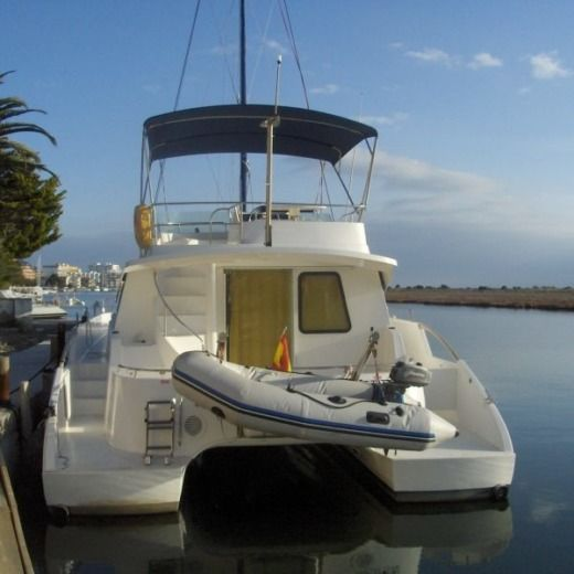 Catamaran Fountaine Pajot Maryland 37 à louer