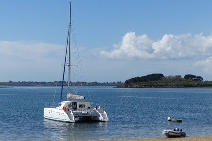 Location Catamaran NAUTITECH 395 Arzon