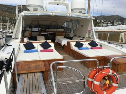 Over Marine Mangusta 80 in Palma de Majorque peer-to-peer