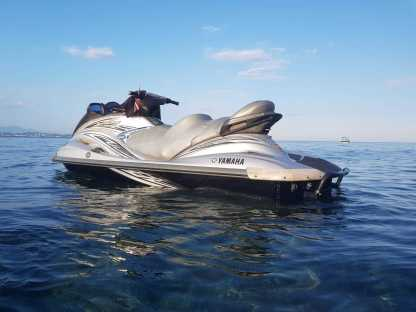 Location Jet-ski Yamaha Fx160 Cannes